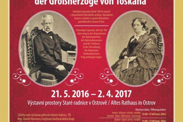 Toskánští Habsburkové a ostrovské panství 1808 – 1918