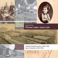 Křest knihy Zbyňka Černého: Příznivé světlo. Chebské fotografické ateliéry (1849-1945)