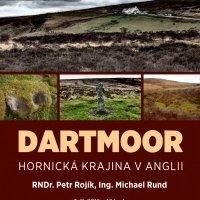 Hornická krajina Dartmoor v Anglii