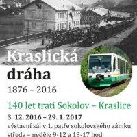 140 let dráhy Sokolov - Kraslice