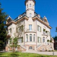 Komentované prohlídky Becherovy vily