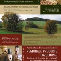 Regionální produkty Krušnohoří