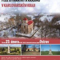 Konference Péče o památky a krajinu v Karlovarském kraji