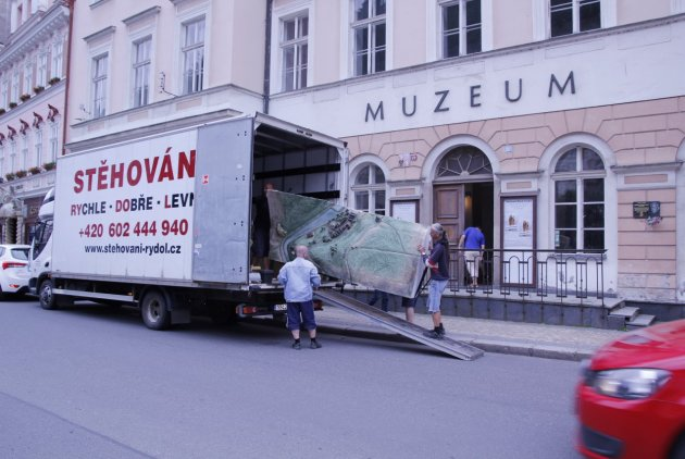 Jak se dělá muzeum