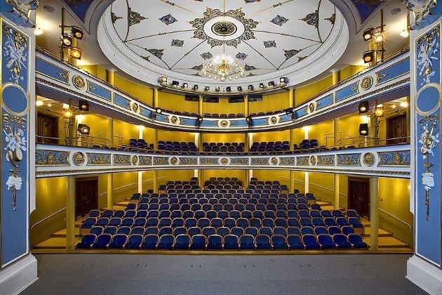 Prohlídka Městského divadla s průvodcem