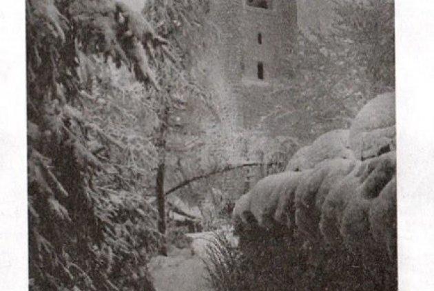 Kouzelný čas Vánoc ... před 100 lety na Ašsku