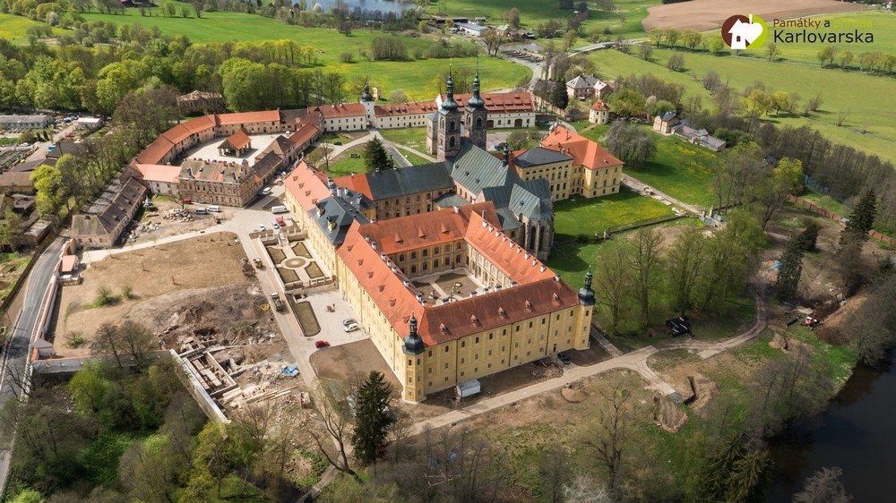 Teplá - premonstrátský klášter