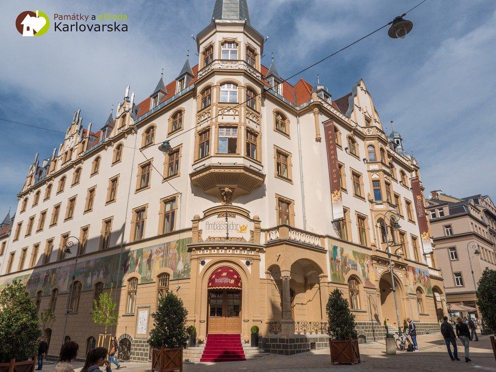 Karlovy Vary - Národní dům
