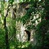 Svatobor - fara | zahradní průčelí zdevastované fary - květen 2009