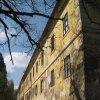 Štědrá - zámek  | východní část jižního průčelí - duben 2013