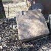 Dlouhá - kamenný kříž