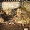 Andělská Hora - kaple sv. Jana Nepomuckého | pozůstatky kaple sv. Jana Nepomuckého - prosinec 2013