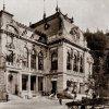 Karlovy Vary - Císařské lázně (Lázně I) | budova Císařských lázní na historické fotografii z roku 1901