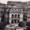 Karlovy Vary - Městské divadlo | Městské divadlo na fotografii z roku 1897