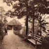 Karlovy Vary - chata Rusalka | Maurigova chata na historické fotografii z roku 1910