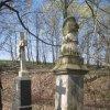 Svinov - pamětní kříž Ernsta Garkische | pamětní kříž Ernsta Garkische - duben 2013