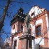 Valeč - socha sv. Jana Křtitele | socha sv. Jana Křtitele ve Valči - únor 2012