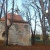 Bukovina - kaple sv. Michaela | kaple sv. Michaela po rekonstrukci - listopad 2014