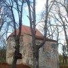 Bukovina - kaple sv. Michaela | kaple sv. Michaela od jihu - listopad 2014