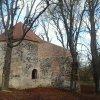 Bukovina - kaple sv. Michaela | závěr kaple sv. Michaela od jihozápadu - listopad 2014