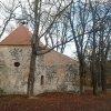 Bukovina - kaple sv. Michaela | kaple sv. Michaela s obnovenou střechou - listopad 2014