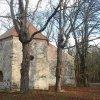 Bukovina - kaple sv. Michaela | kaple sv. Michaela v Bukovině od západu - listopad 2014