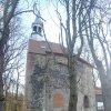 Bukovina - kaple sv. Michaela | kaple od severozápadu - listopad 2014