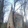 Bukovina - kaple sv. Michaela | kaple sv. Michaela od severu - listopad 2014