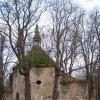 Bukovina - kaple sv. Michaela | kaple od jihozápadu - listopad 2009