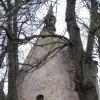 Bukovina - kaple sv. Michaela | vstupní průčelí kaple - listopad 2009
