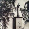 Sokolov - rozhledna Hard 5 | památník padlým ve 30. letech 20. století