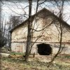 Dobrá Voda - klášter Matky Boží Nový Dvůr | objekt bývalého ovčína od jihozápadu na počátku 21. století