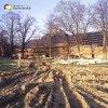 Dobrá Voda - klášter Matky Boží Nový Dvůr | rekonstrukce bývalé správní budovy dvora v roce 2001