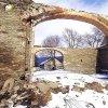 Dobrá Voda - klášter Matky Boží Nový Dvůr | rekonstrukce bývalého hospodářského dvora a jeho přestavba na klášter v roce 2001