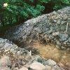 Záhořice - hradiště Vladař | archeologický průzkum novodobého průkopu obvodovým valem akropole v roce 2004 (foto M. Chytráček)