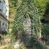 Údolí - pomník obětem 1. světové války | přední strana pomníku padlým - září 2016