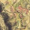 Libá - Bílá kaple | Bílá kaple u Libé na mapě 1. vojenského josefského mapování z let 1764-1768