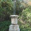 Chlum - Pfeiferův kříž | restaurovaný Pfeiferův kříž u Chlumu - září 2016
