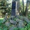 Boč - pomník obětem 1. světové války | zchátralý pomník padlým v Boči - říjen 2013