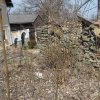 Bohuslav - kaple | severozápadní boční stěna obecní kaple v horní části bývalé návsi ve vsi Bohuslav - březen 2018