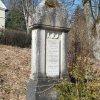 Hoštěc - pomník obětem 1. světové války | pomník padlým v Hošťci - březen 2018