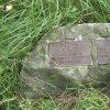 Poutnov - památník obětem 1. světové války | symbolický náhrobek vojáků Eduarda a Aloise Riedlových v Poutnově - červenec 2018