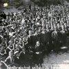 Pernink (Bärringen) | rozloučení s rekruty na perninském nádraží během 1. světové války dne 28. července 1914