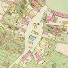 Mirotice - Schneiderův kříž | Schneiderův kříž na bývalém rozcestí na povinném císařském otisku mapy stabilního katastru vsi Mirotice (Miroditz) z roku 1841