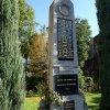 Jakubov - pomník obětem 1. světové války | pomník padlým v Jakubově - říjen 2013