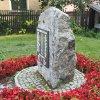Merklín - pomník obětem 1. světové války | obnovený pomník padlým v Merklíně - srpen 2019