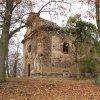 Verušičky - kaple Nejsvětější Trojice | zdevastovaná kaple Nejsvětější Trojice od jihozápadu - listopad 2009