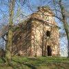 Verušičky - kaple Nejsvětější Trojice | kaple Nejsvětější Trojice - duben 2012