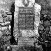 Korunní - pomník obětem 1. světové války | pomník padlým v Korunní před rokem 1945