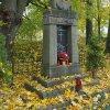 Sněžná - pomník obětem 1. světové války | obnovený pomník padlým ve Sněžné - říjen 2015